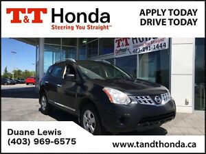 2011 Nissan Rogue S * One Owner, Keyless Entry, AWD *