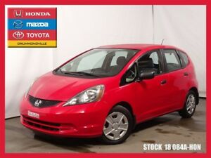 2013 Honda Fit DX-A**26 070 KILO**AUTOMATIQUE+A/C
