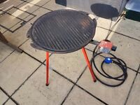 Beauclaire portable gas BBQ