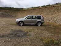 **DIESEL** NISSAN X TAIL SPORT 2.2 DCI 4X4, NEW TYRES, NEW REAR BRAKES, NEW REAR BEARING NEW BATTERY