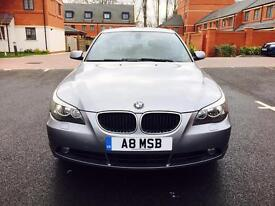 BMW 520D MANUAL DIESEL 5 DOORS SALOON