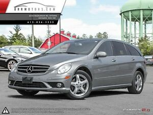 2010 Mercedes-Benz R350 R350 BlueTEC w/ 3rd Row