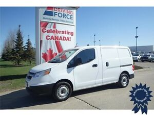 2015 Chevrolet City Express Cargo Van, 61,332 KMs, FWD, Gas