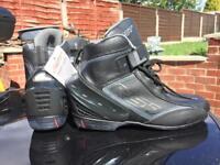 RST Motorcyclye Scooter Stunt Heel Boots BNWT UK Size 8 - 41