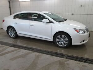 2011 Buick LaCrosse CXL, Leather, Remaining GMPP Warranty, Power