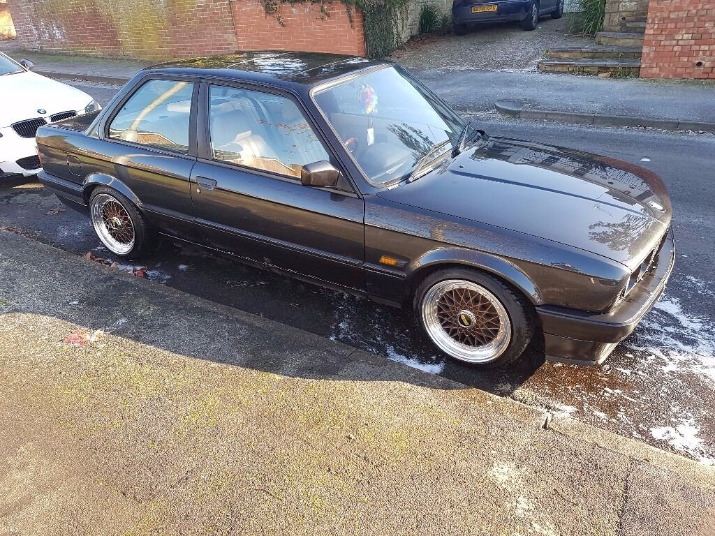 1989 BMW 320i e30 - NEW MOT - Manual, 2 Door Coupe - Leather Interior
