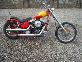 harley davidson shovelhead rolling chassis | in Isle Of Lewis, Na H