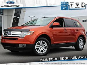 2008 Ford Edge **SEL*AWD*AUTOMATIQUE*CRUISE*A/C 2 ZONES**