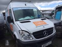 Mercedes Sprinter lwb 2007 year New - Parts Available