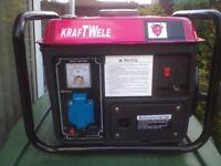 Kraftwele Generator 2 stroke