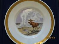 VINTAGE MINT *YELLOWSTONE NATIONAL PARKS* MOOSE COLLECTABLE