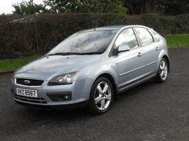 Very clean Focus with full MOT