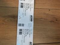 2 Katy Perry standing tickets!