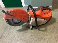 Stihl saw petrol disc cutter TS410 2019