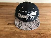 NHL Pittsburgh Penguins SnapBack Caps