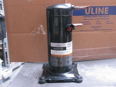 Copeland Zp25k6e-pfv-130 Scroll Compressor 25000btu R410a 208230v 1ph 2ton