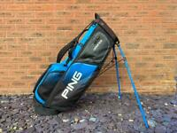 Limited Edition PING Hoofer G Series Stand Golf Bag