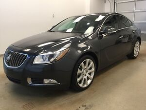 2013 Buick Regal 4dr Sdn Turbo Sport