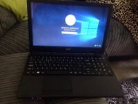 Laptop (Acer Aspire e1) complete with charger