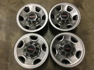 GM 8 bolt wheels, 16 inch