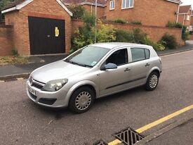 Vauxhall Astra 1.3 2005