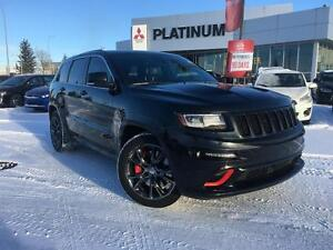 2014 Jeep Grand Cherokee SRT8- All Sorts of Power and all sorts