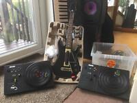 Guitar Hero Equipment