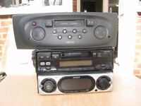 Old auto stereo units