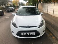 Ford, FIESTA, Hatchback, 2012, Manual, 1388 (cc), 5 doors