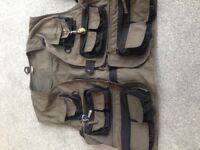 Fakes Wilderness fly fishing vest/jacket