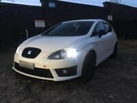 2010 '10' SEAT LEON FR CR TDI 170BHP - LOW MILEAGE - WELL MAINTAINED!