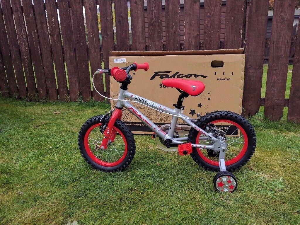 """Child's 14"""" bike"""