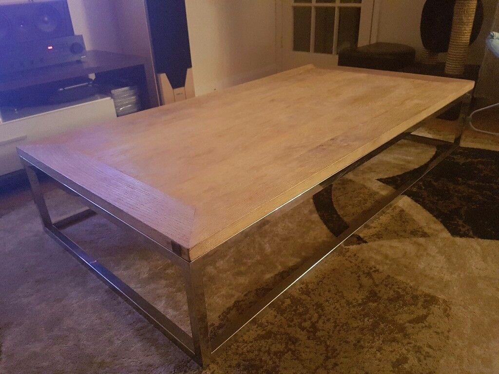 Living room table.