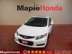 2013 Honda Civic EX| 7 Year/160K Warranty, Sunroof, Alloys, USB!