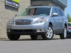2012 Subaru Outback 2.5i CONVENIENCE SIÈGES CHAUFFANTS, PRISE US