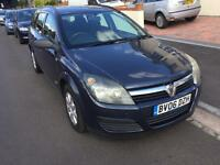 Vauxhall Astra 1.7 Diesel 2006 Estate FSH High Mileage