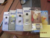 Epson ink Cardridge TO441 / T0551/ TO661/ and T1294