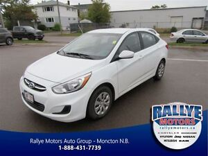 2016 Hyundai Accent L! ALMOST NEW! EXT Warranty! Trade-In! Save!