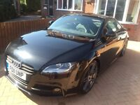 2011 Audi TT S Line Black Edition - Only 54,000 Miles