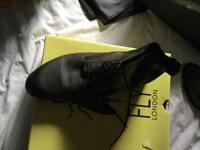 Men's Fly Lace up boots