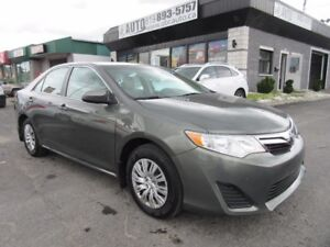 2014 Toyota Camry LE (Automatic, Back-up Camera, Mint)