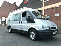 Ford Transit 2006 2.0 300 MWB 9 SEATER 1 OWNER, GENUINE LOW MILEAGE, NO VAT, BARGAIN
