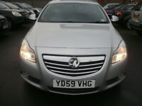 VAUXHALL INSIGNIA 1.8 EXCLUSIVE, GENUINE 47000 MILES WITH FULL SERVICE HISTORY