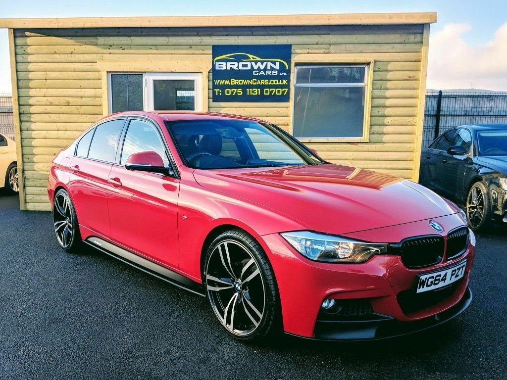 2015 Bmw 320d M Sport Auto M Performance Kit Finance Available 73 A Week In Belfast City Centre Belfast Gumtree