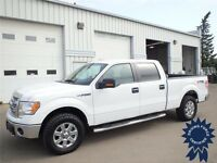 2014 Ford F-150 XLT XTR SuperCrew 4WD - 5.0L V8 - 32,231 KMs