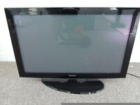 "Samsung Plasma TV 42"" (Black)"