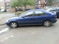 spares or repair honda civic