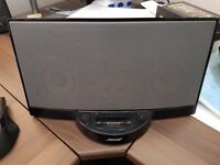 Bose Sounddock series 2 with original Bose remote and Bluetooth adapter