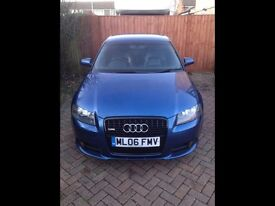 Stunning Audi A3 S-line £2995 must go.