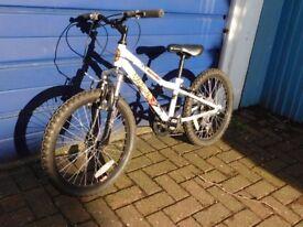 Apollo Kids Bike, 6 gears, very good condition